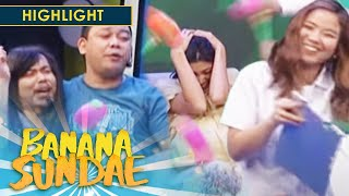 Banana Sundae: Follow o Palo