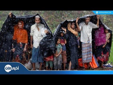 الروهينغا يفرون خشية اجبارهم على العودة الى بورما