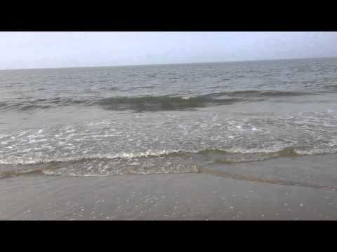 meditation at the North sea