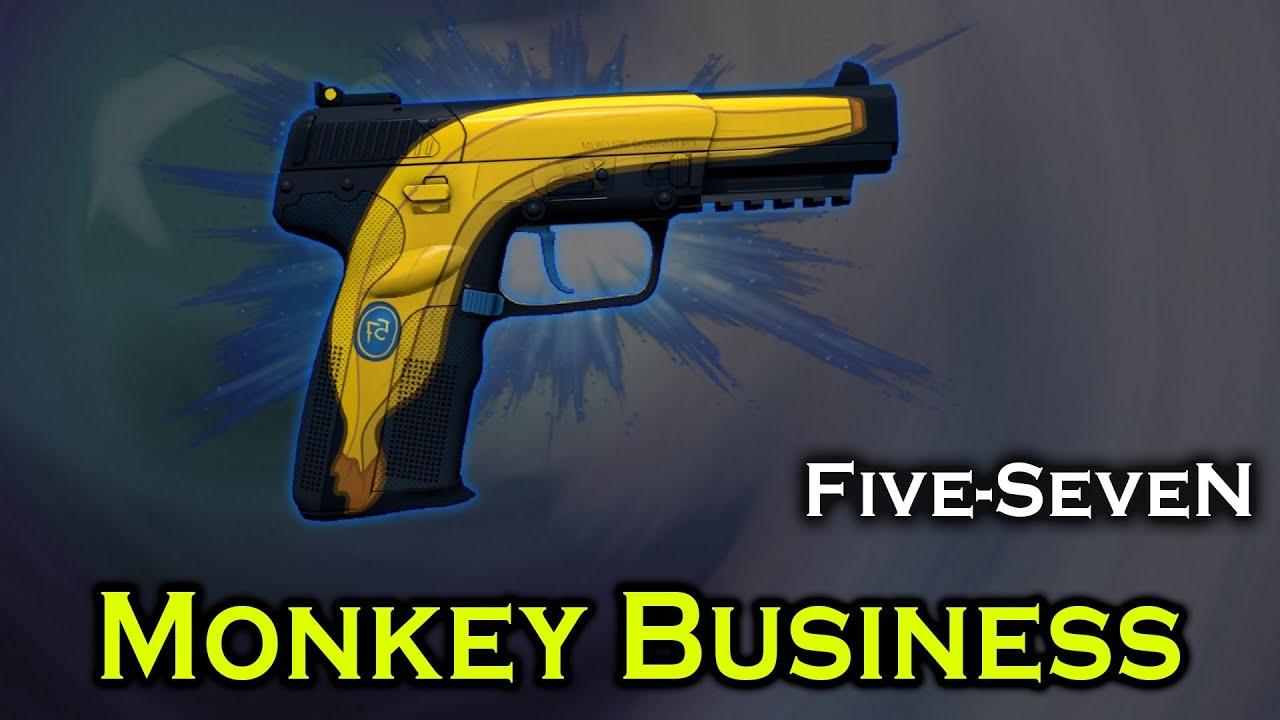 Five seven банан csgodouble как работает