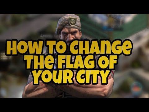 Last Empire War Z | How To Change Your Flag  Tips And Tricks