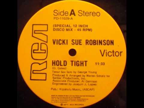 Vicki Sue Robinson - Hold Tight 12