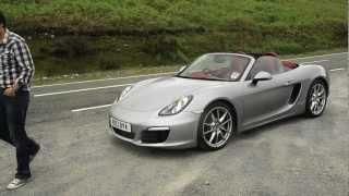 Porsche Boxster S 2012 Road Test - Honestjohn.co.uk [HD]