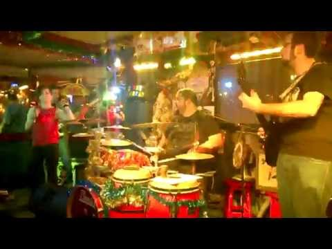 Breaking the Law - Live band at Sax Bar Tenerife 08-01-2015