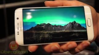 Samsung Galaxy S6 Edge Display Quality (HD)