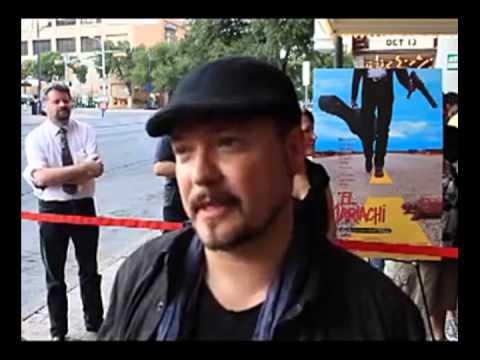 """""""El Mariachi"""" 20th Carlos Gallardo"""