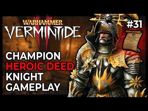 vermintide 2 heroic deed matchmaking
