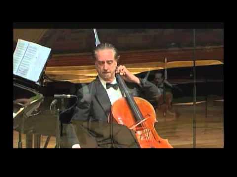Mendelssohn Trio No. 1 In D Minor, Op. 49, I. Molto Allegro Agitato