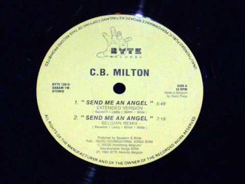 Send me an angel (extended mix) - C. B. Milton