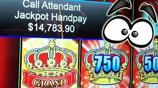 ★ GRAND JACKPOT WINNER ★ LIVE PLAY + MAX BET BONUS SLOT WIN ☞ Slot Traveler