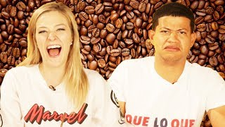 People Learn Disturbing Facts About Coffee While Drinking Coffee