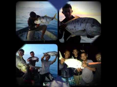 fishing Bintan island, Kepri Indonesia ( BINTAN  BLACK CORAL )