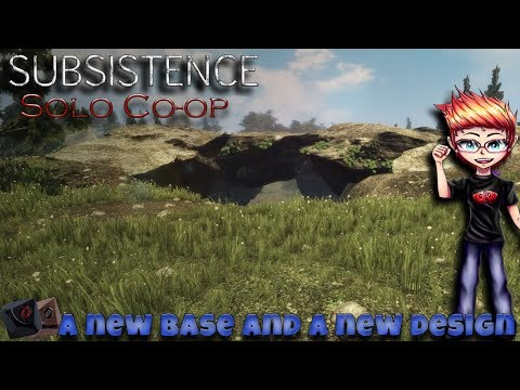 Subsistence CO-OP - New base and design idea