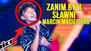 Zanim byli sławni | Marcin Maciejczak