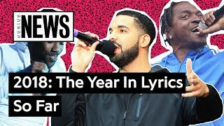 2018: The Top 5 Lyrics So Far | Genius News