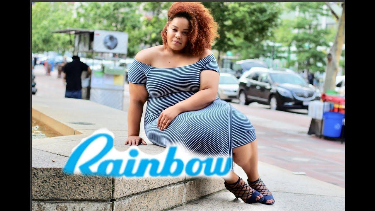 8f63ca1c836 AFFORDABLE DRESSES RAINBOWSHOPS TRY ON HAUL