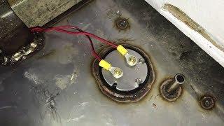 Fuel wiring gauge manual diagram Wema Fuel