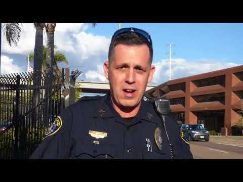 U.S. Post Office ( POSTAL WORKERS ACTING SILLY) San Diego,  1st Amend Audit
