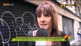 Nafar izaera / Identidad de Navarra - Kale galdeketa