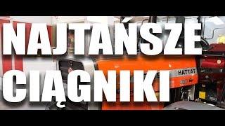 Najtańsze traktory - Agritechnica 2017 | FARMER.PL