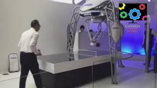 Japan launches robot Tennis Coach