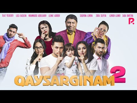 Qaysarginam 2 (o'zbek film) | Кайсаргинам 2 (узбекфильм) #UydaQoling