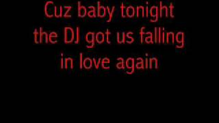 Usher- DJ got us falling in love again [LYRICS AND DOWNLOAD]