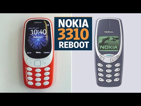 MWC 2017: Nokia 3310 is a modern take on a classic phone