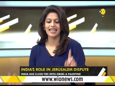 WION Gravitas: India's role in Jerusalem dispute