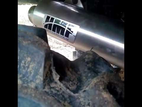 92 Honda 300 Fourtrax With Hmf
