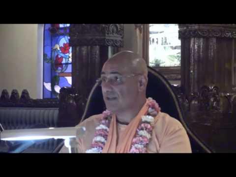 Lecture - Ramai Swami - SB 8.11.8