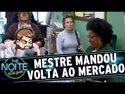 The Noite (16/09/15) - Mestre Mandou No Mercado