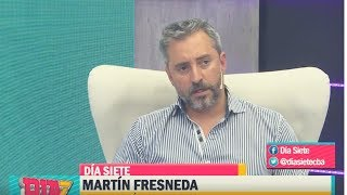 Entrevista a Martín Fresneda - Día 7 - 30/09/18