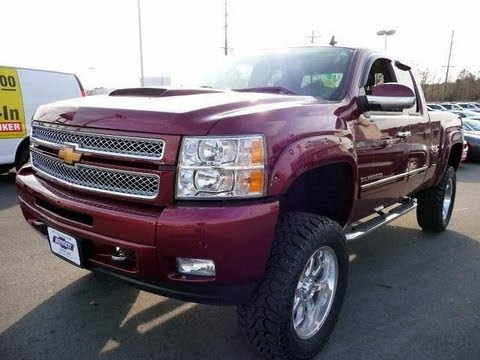 Chevy Lifted Trucks For Sale >> Lifted 2013 Chevy Silverado 1500 LT Z92 American Luxury Coach - YouTube