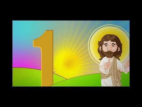 Kids Learn the Ten Commandments