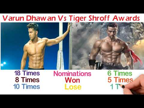 Varun Dhawan Vs Tiger Shroff Comparison - Net-Worth, Careers, Car Collection, Physique & More