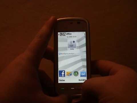 """Nokia 5230 - rozpakowanie i uruchomienie """"kolejnego Symbiana z rodziny Nokia 5800 5530"""""""