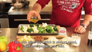 The Grand Family - Recipe with cheese Damafro: Chèvre Noir Fall Vegetable Gratin