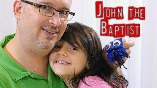 December 10th-John the Baptist craft