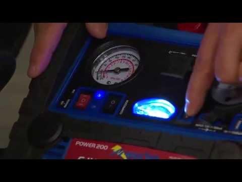 Powertek 600 Peak Amp 6 in 1 Jump Starter with Dan Hughes
