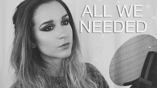 Craig David - All We Needed (Official BBC Children in Need Single 2016) Hannah Dorman