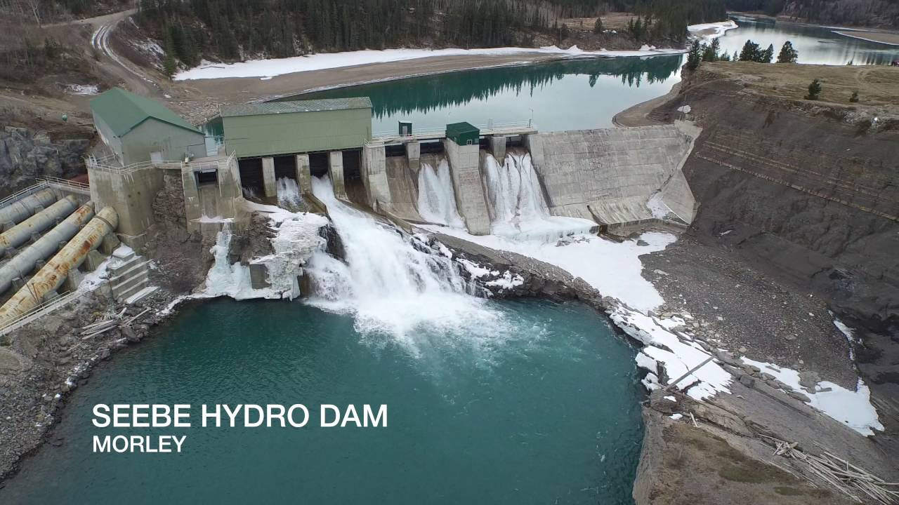 SEEBE HYDRO DAM - YouTube Hydro Water Dam