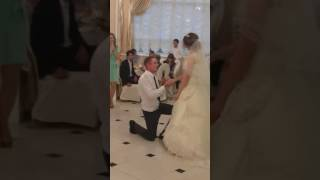 Свадьба сына моменты