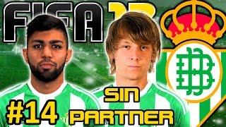 FIFA 17 Real Betis Modo Carrera #14 | BUSCO DELANTERO Y UN MCO | SIN PARTNER