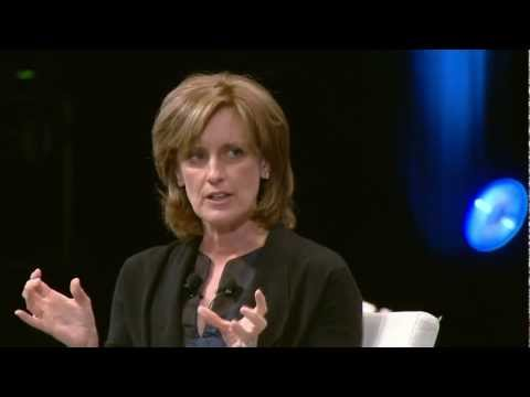 Keynote: Anne Sweeney, Disney: MIPCOM 2011 Personality of the Year