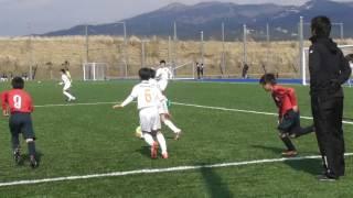 U-12ジュニアサッカーワールドチャレンジ2017 Jクラブ予選 鹿島アントラ...