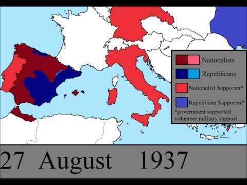 The Spanish Civil War: Every Week