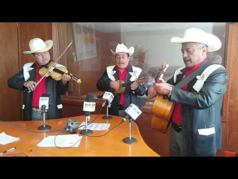 La Presumida de Puebla. Trío Recuerdo a Hidalgo