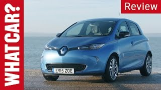 2017 Renault Zoe review | What Car?