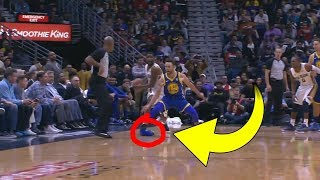 Stephen Curry Suffers NASTY Ankle Injury After Dropping 31 Points!